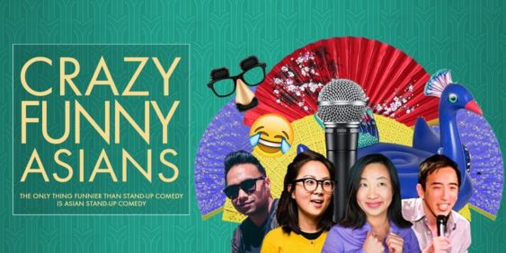 """Crazy Funny Asians"" Comedy"