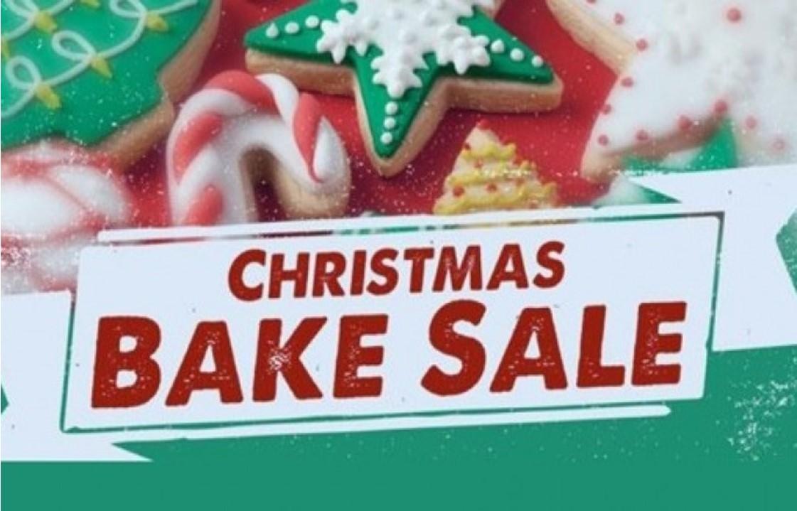 Christmas Bake Sale!