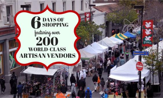 Telegraph Avenue Holiday Street Fair