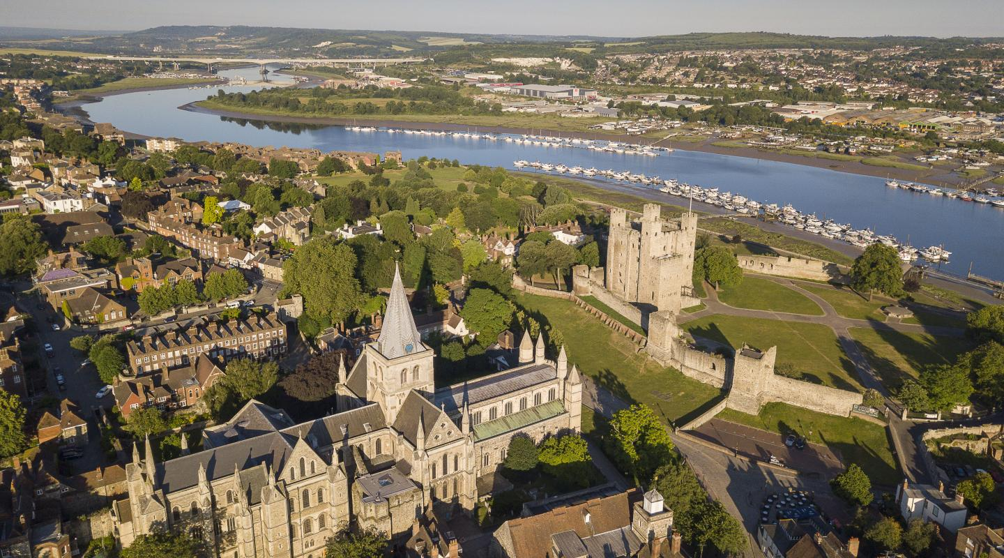 Rochester Castle and Cathedral (Juniors)