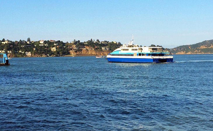 Ferry Ride to Sausalito