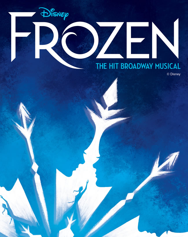 Frozen the Movie, not the Musical