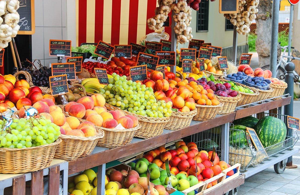 Indoor Farmers Market