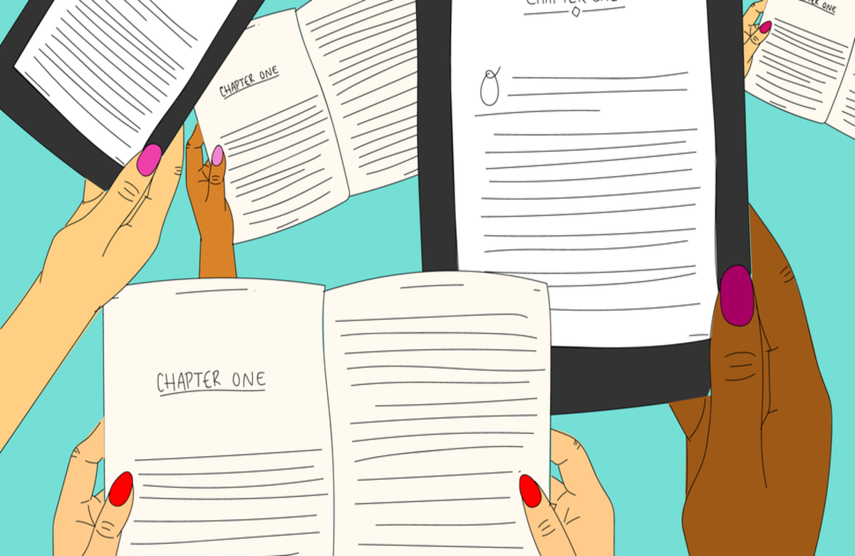 Let's Read: Sandra Cisneros