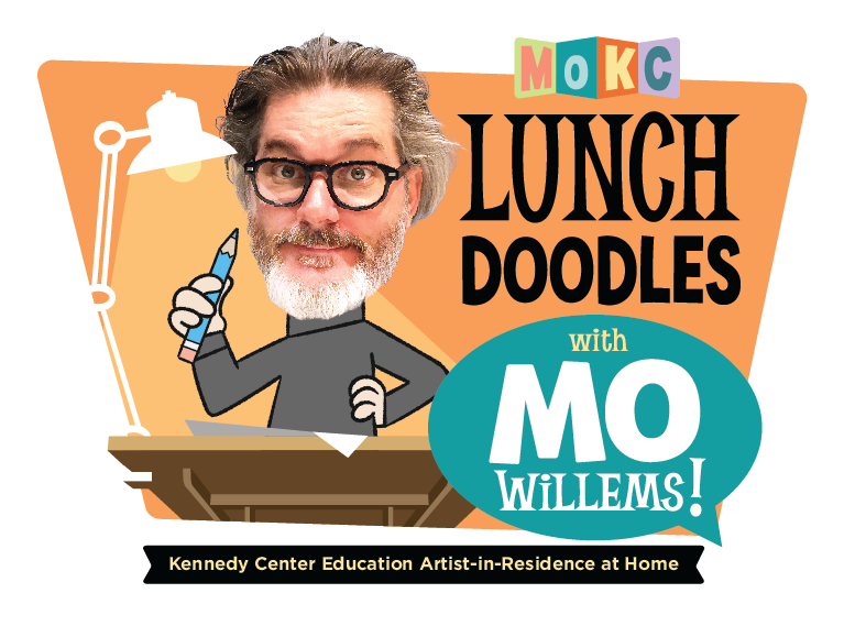 Let's Draw: With Artist, Mo Willems