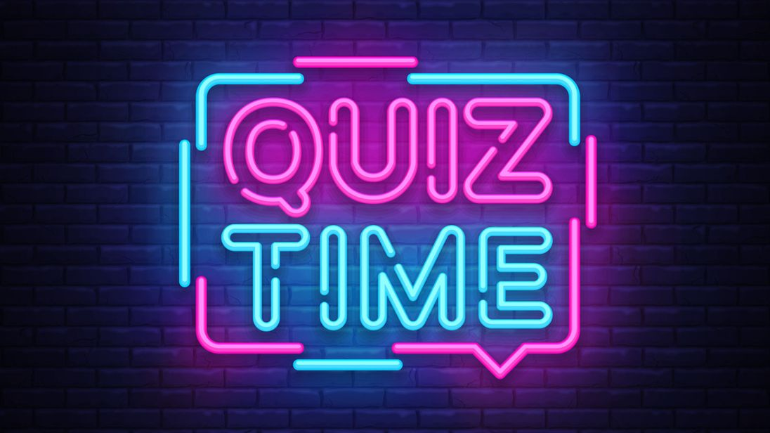 The Big Quiz! 15:30