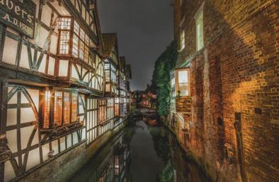 Virtual Walking Tour - Canterbury