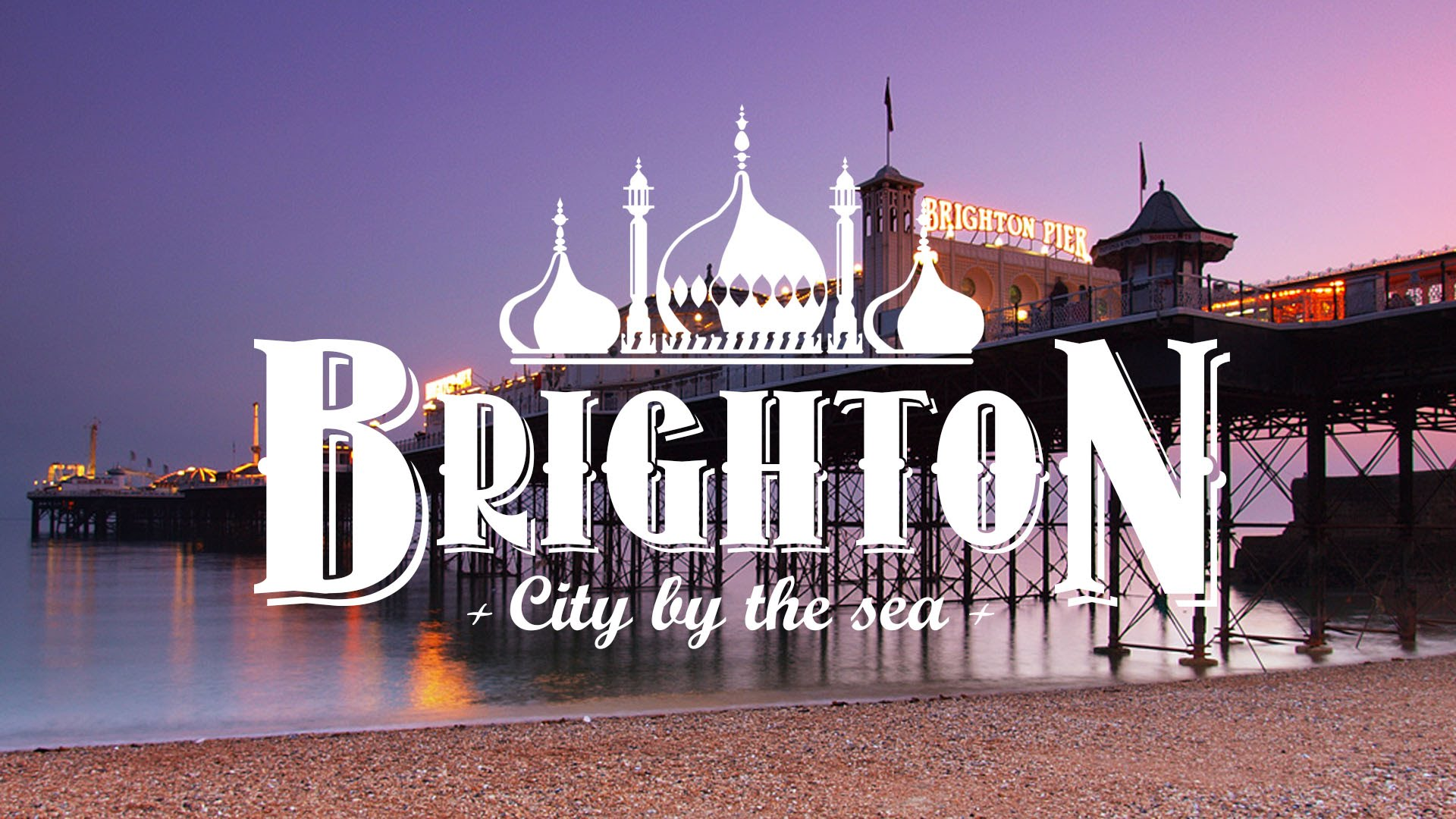 BRIGHTON CITY TOUR