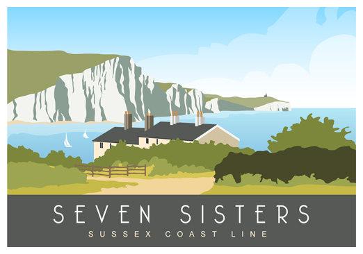 HDX Seven Sisters