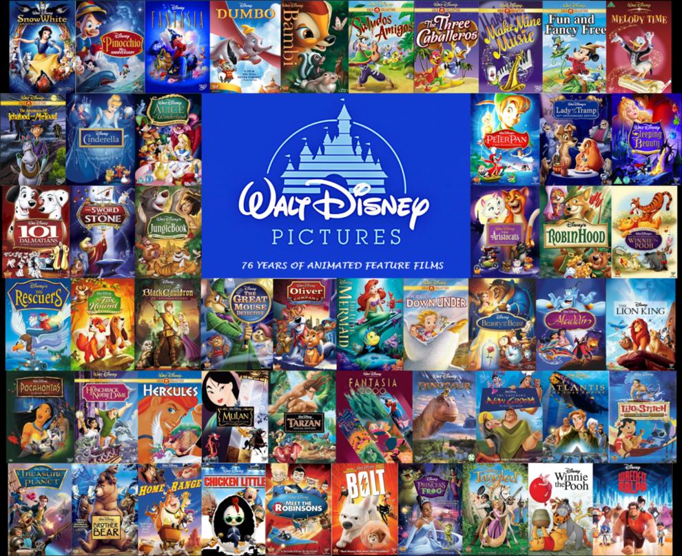 Disney Movie Night