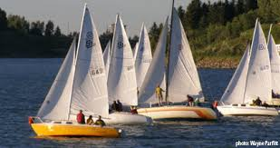 Sailing Glenmore