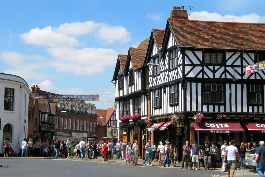 Stratford and Warwick