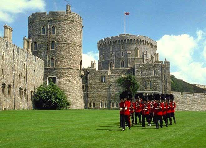 Windsor & Oxford