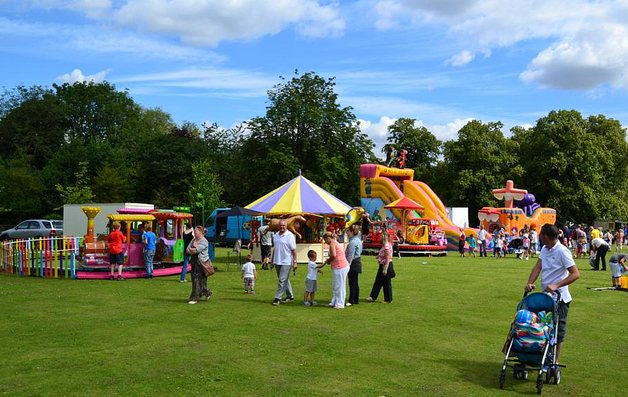 Charity Summer Fete