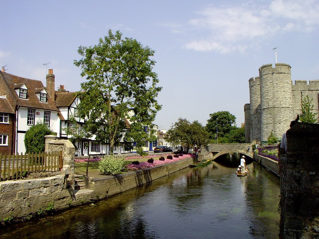 Canterbury Walking Tour