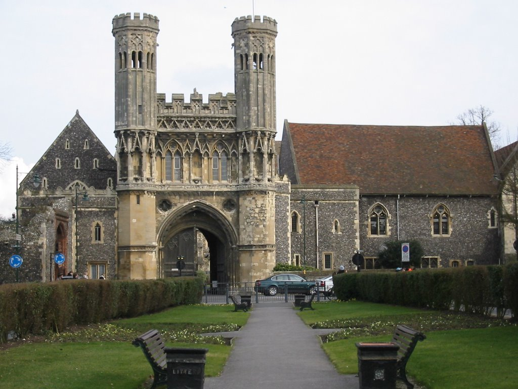 St.Augustine's Abbey