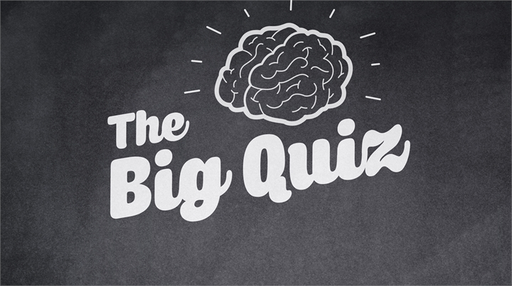 The Big Quiz Night