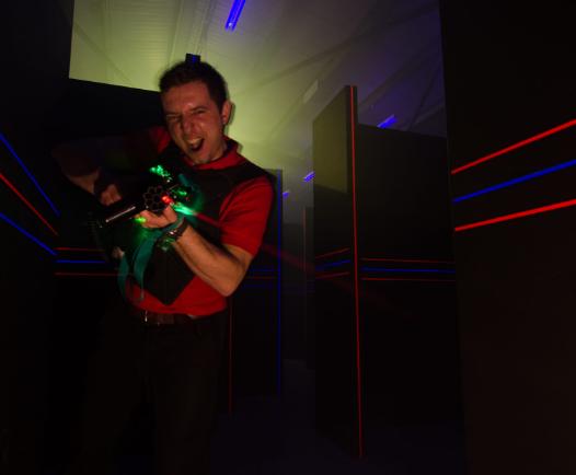 Under 18 Laser Quest