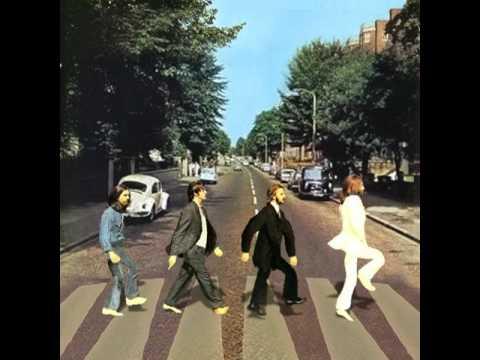 The Beatle's Walking Tour