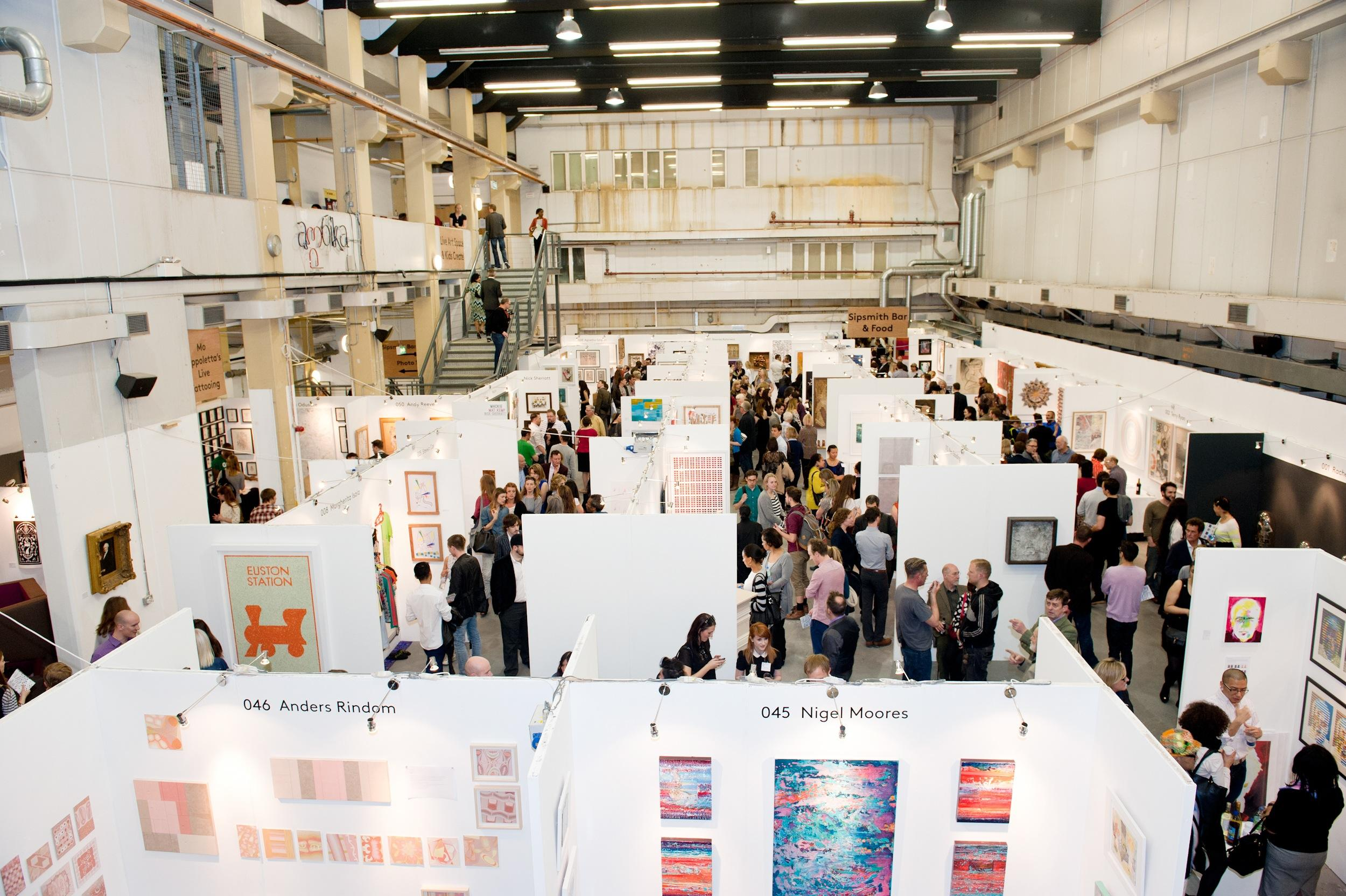 Illustrators' Art Fair