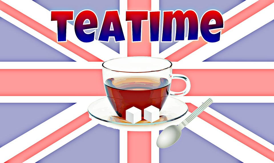 British English and Tea